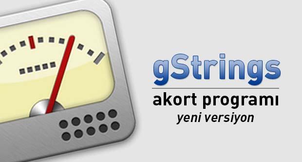 gStrings